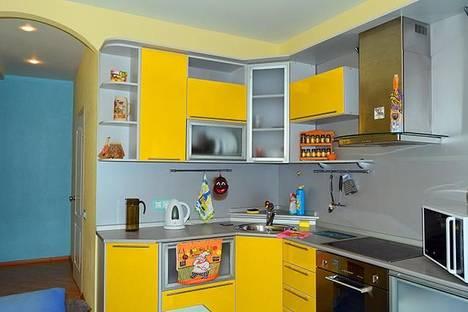 Сдается 1-комнатная квартира посуточно в Хабаровске, Ленинградская, 63.