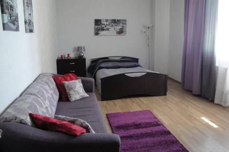 Сдается 1-комнатная квартира посуточно в Краснодаре, ул.Промышленная 19/1.