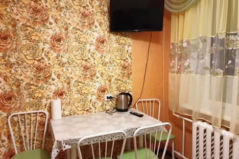 Сдается 1-комнатная квартира посуточно в Костроме, ул.11-я Рабочая 5.