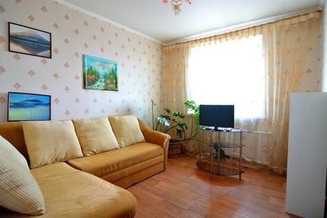 Сдается 3-комнатная квартира посуточнов Хабаровске, Серышева, 74.