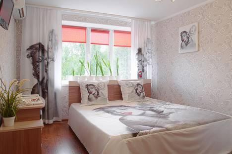 Сдается 1-комнатная квартира посуточно в Ставрополе, улица Михаила Морозова, 50.