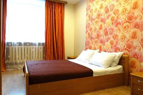 Сдается 2-комнатная квартира посуточно в Туле, проспект Ленина, 86.