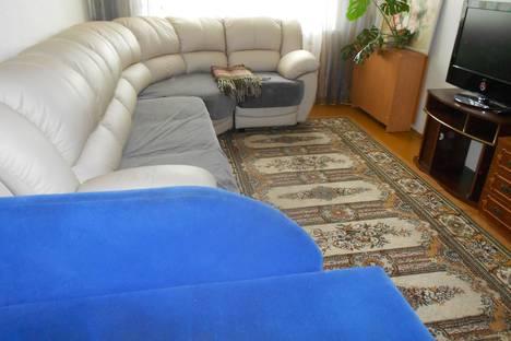 Сдается 3-комнатная квартира посуточно в Пинске, улица Ильина,18.