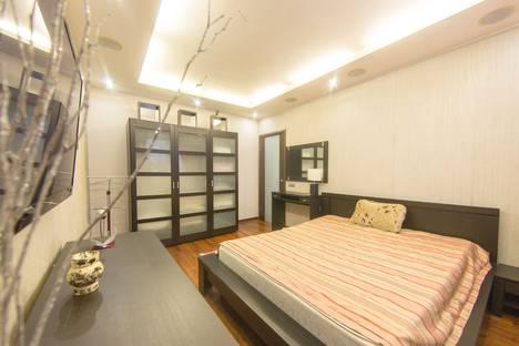 Сдается 3-комнатная квартира посуточно в Красногорске, Московская область,ул. Имени Егорова, д. 5.