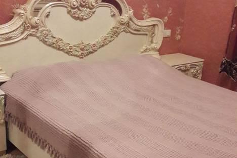 Сдается 1-комнатная квартира посуточно во Владикавказе, проспект Коста.