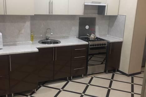 Сдается 1-комнатная квартира посуточно во Владикавказе, улица Зураба Магкаева, 2.