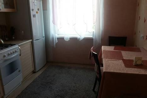 Сдается 2-комнатная квартира посуточно в Новополоцке, улица Калинина1.