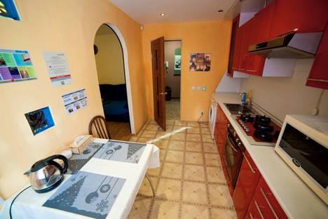 Сдается 1-комнатная квартира посуточно в Хабаровске, улица Гамарника, 39.