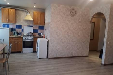 Сдается 2-комнатная квартира посуточно в Смоленске, улица Тухачевского, 7.