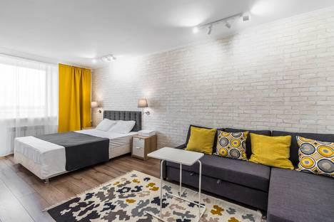 Сдается 1-комнатная квартира посуточно в Бузулуке, 3-й микрорайон, 7а.