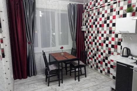 Сдается 1-комнатная квартира посуточно в Яблоновском, улица Шоссейная, 69.