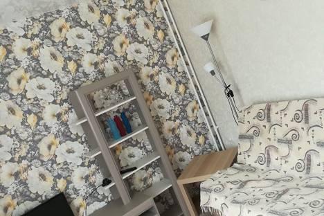 Сдается 1-комнатная квартира посуточно в Петрозаводске, улица Анохина, 47А.