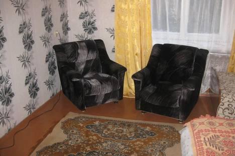 Сдается 2-комнатная квартира посуточно в Борисове, улица Чапаева, 25.