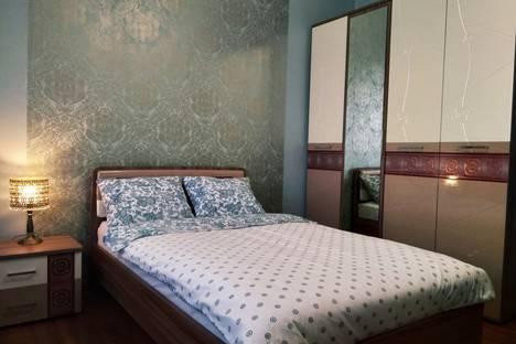 Сдается 2-комнатная квартира посуточно в Ханты-Мансийске, улица Чехова, 27а.