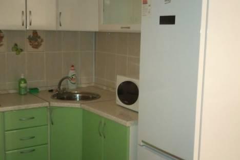 Сдается 1-комнатная квартира посуточно в Серпухове, улица Горького 18/22.
