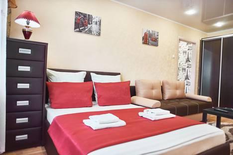 Сдается 1-комнатная квартира посуточно в Магнитогорске, проспект Ленина, 140/1.