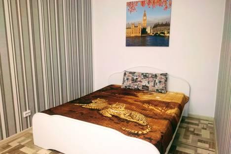 Сдается 1-комнатная квартира посуточно, улица Авиаторов, 68.