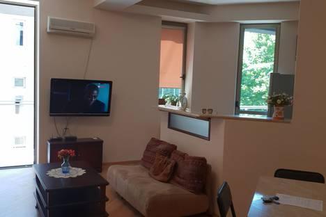 Сдается 3-комнатная квартира посуточно в Тбилиси, Казбеги, 24.
