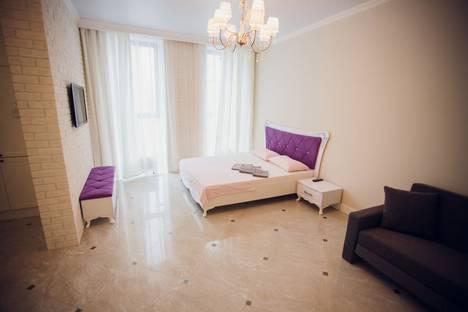 Сдается 1-комнатная квартира посуточно в Уфе, улица Верхнеторговая площадь, 4.
