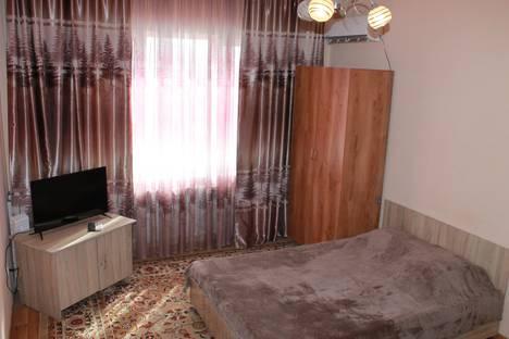 Сдается 1-комнатная квартира посуточно в Бишкеке, Восток-5, дом 10/7.