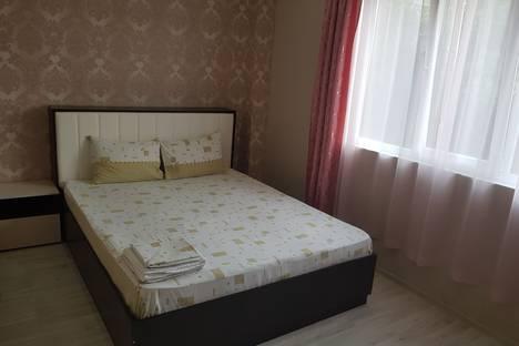 Сдается 1-комнатная квартира посуточно, улица Спинова, 17.