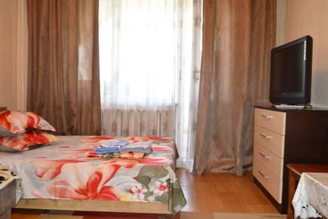 Сдается 1-комнатная квартира посуточно в Бишкеке, Юг-2, дом 11.