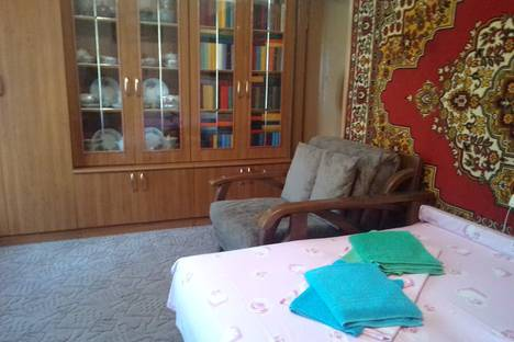 Сдается 2-комнатная квартира посуточно в Адлере, улица Молокова, 18/78.