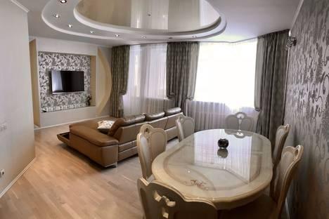 Сдается 3-комнатная квартира посуточно в Нижнем Новгороде, переулок Холодный 5.