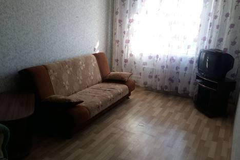 Сдается 1-комнатная квартира посуточно в Лесосибирске, Юбилейная улица, 23А.