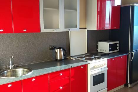 Сдается 1-комнатная квартира посуточно в Нефтеюганске, 15 микрорайон 21дом.