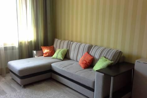 Сдается 1-комнатная квартира посуточно в Чебоксарах, ул Строителей д 10.