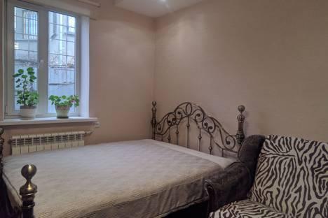 Сдается 1-комнатная квартира посуточно в Кисловодске, улица Клары Цеткин, 30.