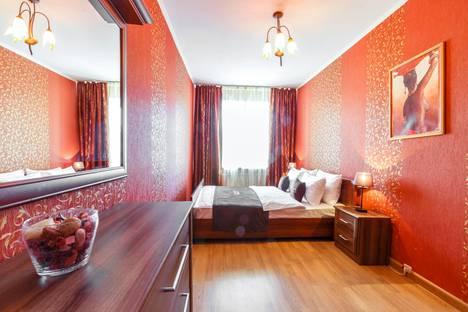 Сдается 3-комнатная квартира посуточно в Москве, Большая Дорогомиловская улица, 16.