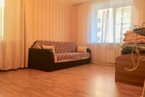 Сдается 2-комнатная квартира посуточно в Костроме, улица Ново-Полянская, 31.