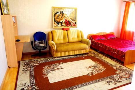 Сдается 1-комнатная квартира посуточно в Чите, улица Бабушкина, 147.