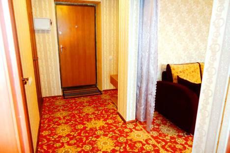 Сдается 1-комнатная квартира посуточно в Чите, улица Красноармейская, 12.