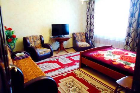 Сдается 2-комнатная квартира посуточно в Чите, улица Красноармейская, 14.