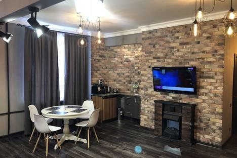 Сдается 1-комнатная квартира посуточно в Новокузнецке, проспект Курако 16.