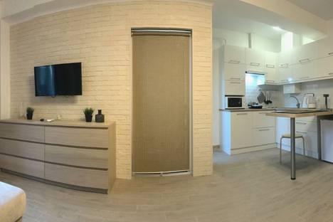 Сдается 1-комнатная квартира посуточно в Сочи, Москва, Сочинская улица, Курортный проспект, 96/4.