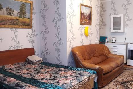 Сдается 1-комнатная квартира посуточно в Ставрополе, улица Доваторцев, 75А.