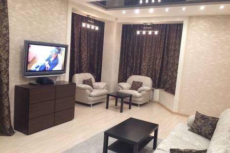 Сдается 2-комнатная квартира посуточно, Пятигорск, проспект Калинина.
