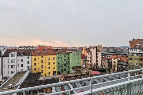 Сдается 2-комнатная квартира посуточно в Праге, U Svobodárny, 9.