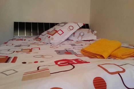 Сдается 1-комнатная квартира посуточно в Актобе, Актобе.