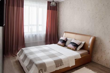 Сдается 1-комнатная квартира посуточно в Челябинске, улица Труда, 156В.