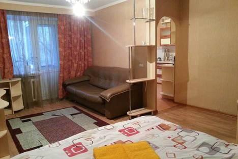 Сдается 1-комнатная квартира посуточно в Актобе, 12 микрорайон, дом 37.
