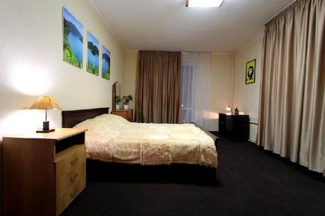 Сдается 2-комнатная квартира посуточно в Актобе, 11 мкр дом 142.