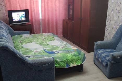 Сдается 1-комнатная квартира посуточно в Саках, Морская улица.
