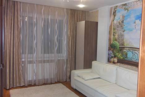 Сдается 1-комнатная квартира посуточно в Витебске, проспект Черняховского, 44.