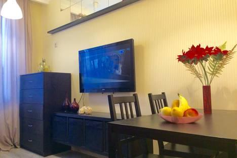 Сдается 2-комнатная квартира посуточно в Красногорске, бульвар Космонавтов, 5.