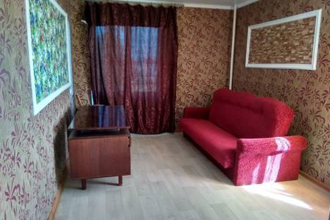 Сдается 2-комнатная квартира посуточно в Калининграде, набережная Адмирала Трибуца 65.